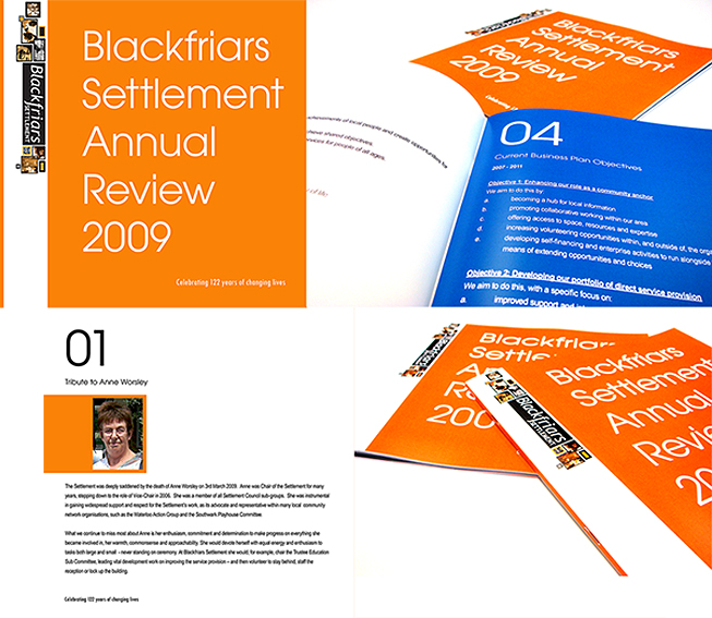 BFS Annual Review Design